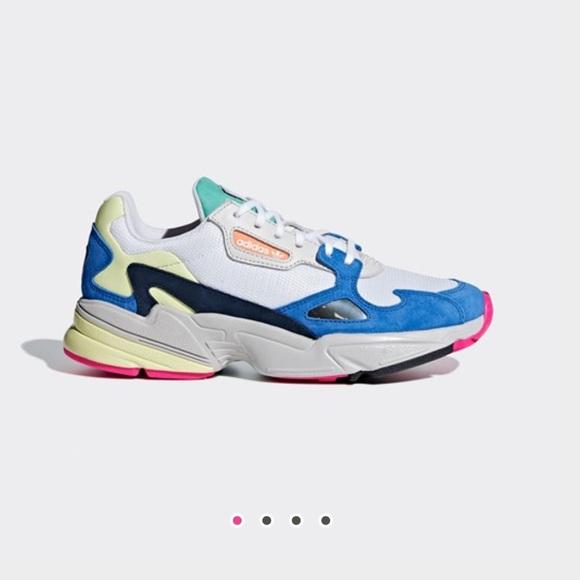 adidas Falcon Shoes Beige | adidas Canada